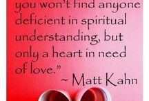 Nourriture / Flawsome compassion Healing selfcompassion Matt Kahn