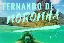 Fernando de Noronha / Várias dicas de viagem e fotos desse paraíso que é Fernando de Noronha