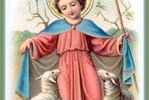 Baby Jezus (dítě Ježíš)