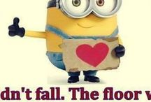 Minions / This board has all the minion memes to brighten your day