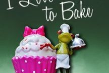 Because I Love to Bake! / Whether it is recipes, baking gadgets or apparel & accessories that tell the world that I love to bake, you can find it here.