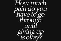 Sadness & Depression