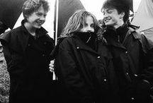 Harry Potter / Study Like Granger, Protect Like Weasley, Live Like Potter⚡