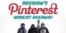 Sideshow Wishlist 2016