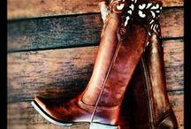 Boots and Shoes / by Jenny Paul