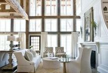 Dream Home  / Ideas and wishes for a future abode. / by Victoria Wilson