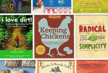 Homesteading Books / My favorite books about homesteading, whole foods cooking, and natural living. / by Teri Page, Homestead Honey