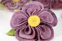 Handmade flowers / by Limor Webber