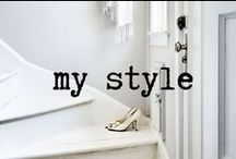 My Style / by Margaux Tait