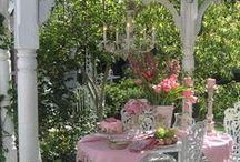 Beautiful Gardens and Decks