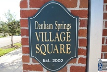 Denham Springs Louisiana / by Bill Cobb