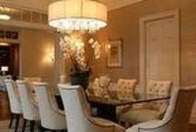 Diningroom ideas / by Amy Shannon