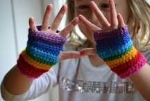 Crocheting for Kids / by Judy Hart