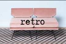 Vintage and retro / by Margaux Tait