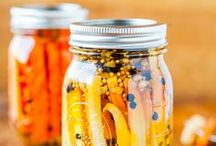 recipes (preserving) / by Courtney Woods