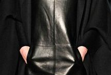 FABRIC {leather}