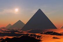 Ancient Mysteries / by Mr. Gumby
