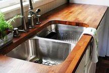 Kitchen Ideas / by T D