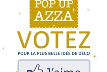 "❀ CONCOURS FACEBOOK ""POP UP AZZA"" ❀"