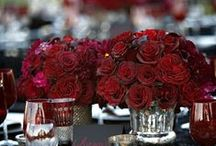 Monochromatic Floral Design / Check out these ideas for how to create a Monochromatic floral design. #FinishWithFlowers / by Flower Duet