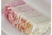 Sweet Treats / Wedding cakes, desserts & treats