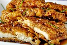 Chicken Recipes / by Ann-Marie Tarrant Hubler