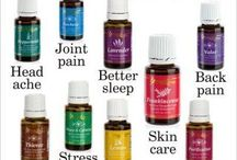 Young Living Essential Oils / by Ann-Marie Tarrant Hubler