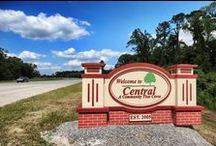 City Of Central LA Real Estate / City Of Central Louisiana Real Estate, Baton Rouge Louisiana Real Estate Photos in zip codes 70739, 70818 and 70770.  / by Bill Cobb