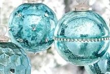 CELEBRATE - Ornament / Christmas ornaments / by Christina Henson