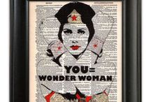 Divinas / Inspiring Women real or fictional / by Anamaria T-D