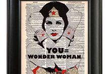 Divinas / Inspiring Women real or fictional