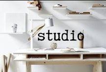 Garden studio ideas / by Margaux Tait