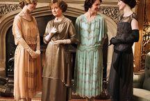 Downton Abbey / La serie Downton Abbey, sus protagonistas, localizaciones, estilismos ... / by Sole Aguirre Soto