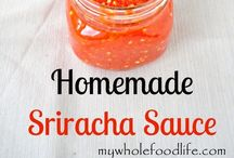 Sauces, Salsas, and more