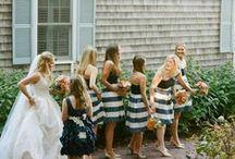 Nantucket Wedding / coastal, new england inspired wedding
