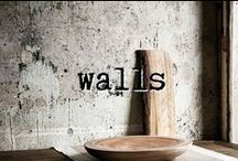 Interesting walls / by Margaux Tait