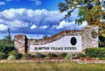Hampton Village Estates Subdivision / Hampton Village Estates Subdivisin Baton Rouge and City of Central Louisiana