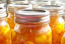 CANNING / Water bath and pressure canning to preserve fruits, vegetables, and more!