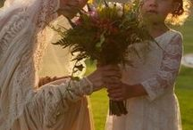 Flower girl inspiration / Inspiration and ideas for flower girls and page boys