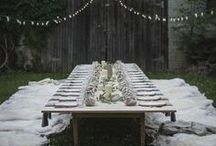 Party: inspiration / Ideas for parties