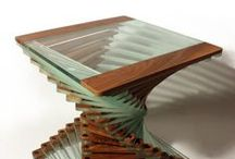 Beautiful tables / Collection of beautiful tables made by beautiful people