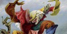 Ernst, Max (1891•1976) [Dada, Surrealism] / German