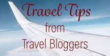 Travel Tips from Travel Bloggers / All the latest travel tips, itineraries and guides from Travel Bloggers!  This is a group board for travel bloggers to promote their travel related posts! This group is OPEN for members. Follow me (laurareflected) and message me to be added.  Flooding the group with your pins and failing to repin any other posts will result in your removal! Repeatedly pinning non-travel related pins will also result in your removal.