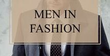 Men In Fashion / A list of some practical fashion inspiration