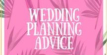 Wedding Planning Advice / Planning your wedding? Feeling overwhelmed? As a wedding photographer I speak to a lot of couples about their big day and the lead up to it. Here you'll find useful tips, helpful graphics and wedding planning advice to help with organising your big day.