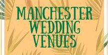 Manchester Wedding Venues / Calling all Manchester based couples - if you looking for a wedding venue that's alternative like a pub or warehouse here is a collection of some of my favourites that I've discovered.