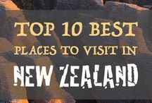 NEW ZEALAND / Sharing useful tips, inspiration and advice from New Zealand. From travel stories to where the best spots to visit, don't miss anything! #NewZealand