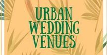 Urban Wedding Venues / I love shooting in quirkly, cool and alternative venues for Weddings. There's so many to discover across the UK. Follow this board to see the collection grow and get inspiration for your own wedding venue.