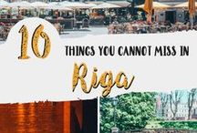 LATVIA / Useful tips, inspiration and advice from LATVIA. From travel stories to where the best spots to visit are, don't miss anything! LATVIA travel | Riga | Things to do