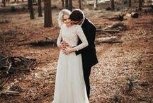 Les mariés / Poses pour les mariés. Instants à capturer.